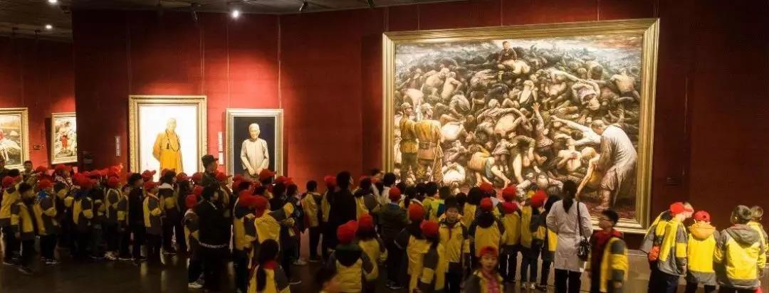 """李自健美术馆 开馆三周年纪念 第九辑:""""公共教育篇"""""""